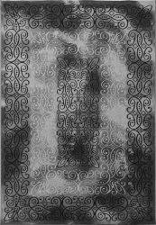 Ber Romans 2120 140X190Cm Szürke Szőnyeg