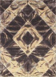 Shaggy Szőnyeg, Ber Softy 3D 2212 120X180Cm Barna Szőnyeg
