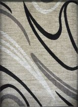 Ber Maksim 8601 bézs 60x100cm szőnyeg