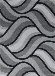 Ber Art 1638 Szürke 80X150Cm Szőnyeg