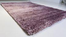 Prémium lila shaggy szőnyeg 200x280cm