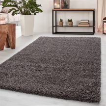 Ay dream 4000 taupe 160x230cm egyszínű shaggy szőnyeg