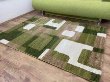 Kyra 929 zöld 150x230cm - modern szőnyeg