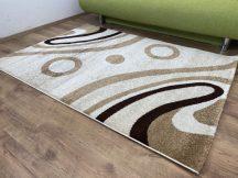 Kyra 540 bézs 80x150cm - modern szőnyeg