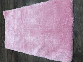 Szuper Puha Szőnyeg 80X150Cm Rózsaszín