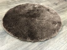Szuper Puha Kör Szőnyeg 80Cm Csoki