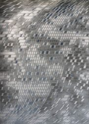 Ber Vals 8375 Szürke 200X290Cm Szőnyeg