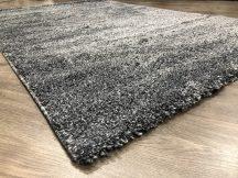 Shaggy szőnyeg akció, Venice sötét szürke 160x230cm szőnyeg