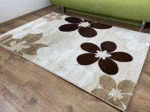 Kyra 930 bézs 80x150cm - modern szőnyeg