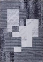 Ber Romans 2150 140X190Cm Szürke-Kék Szőnyeg