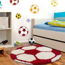 Ay fun 6001 piros 100cm gyerek shaggy szőnyeg