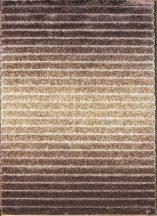 Hosszú Szálú Szőnyeg, 140X190Cm Ber Seher 3D 2607 Barna-Bézs Szőnyeg
