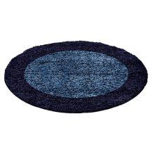Ay life 1503 kék 120cm - kör shaggy szőnyeg akció