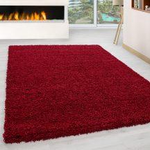 Ay life 1500 piros 240x340cm egyszínű shaggy szőnyeg