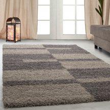 Ay gala 2505 taupe 100x200cm - shaggy szőnyeg akció