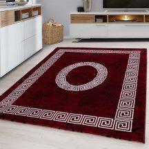 Ay plus 8009 piros 80x300cm modern szőnyeg akció