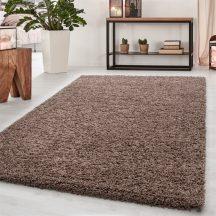 Ay dream 4000 mokka 120x170cm egyszínű shaggy szőnyeg