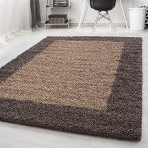 Ay life 1503 taupe 120x170cm - shaggy szőnyeg akció