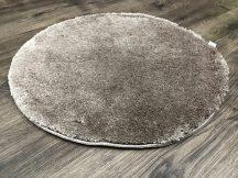 Szuper Puha Kör Szőnyeg 100Cm Bézs