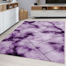 Ay parma 9330 lila 80x300cm modern szőnyeg akciò