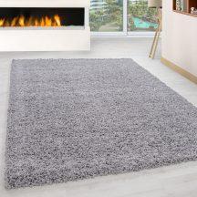 Ay life 1500 világos szürke 240x340cm egyszínű shaggy szőnyeg