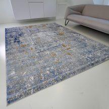 Modern szőnyeg akció, ZARIF 005 kék-arany 240x340cm