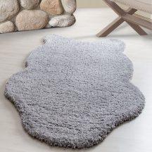 Ay shaffel 1000 világos szürke 100x150cm shaggy szőnyeg