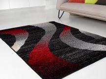 Comfort 4802 fekete 80x150cm Szőnyeg