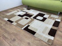 Kyra 929 bézs 80x150cm - modern szőnyeg