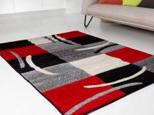 Comfort 4771 piros 120x170cm Szőnyeg