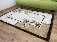 Kyra 734 bézs 80x150cm - modern szőnyeg