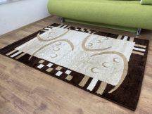 Kyra 673 bézs 150x230cm - modern szőnyeg