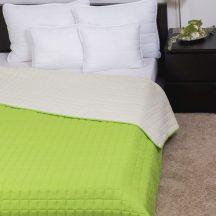 Ágytakaró Laura zöld 235x250cm
