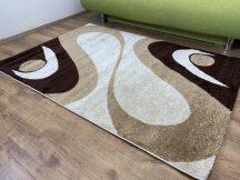 Kyra 726 bézs 150x230cm - modern szőnyeg