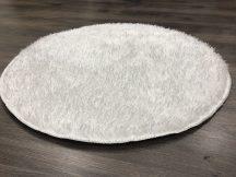 Sydney fehér 80cm kör szőnyeg