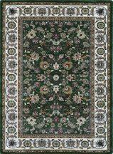 Ber Antiky 5640 100X200Cm Zöld Klasszikus Szőnyeg