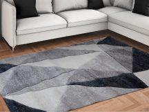 Modern szőnyeg, Franc 0444 szürke 80x150cm szőnyeg