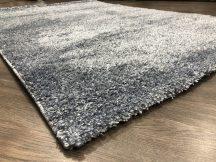 Shaggy szőnyeg akció, Venice kék 60x110cm szőnyeg