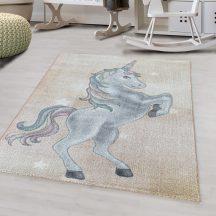 FUNNY 2102 YELLOW 160 x 160 -kör szőnyeg
