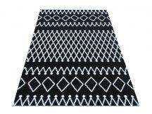 Maroko 03 - fekete 150 x 300 cm