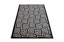 Maroko 04 - fekete 150 x 300 cm