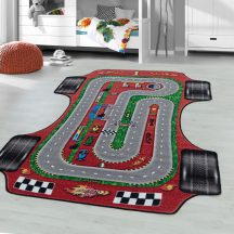 PLAY 2907 RED 140 X 200