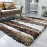 160x220cm-es shaggy szőnyegek